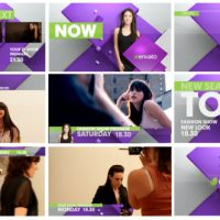 VIDEOHIVE BROADCAST TV GRAPHIC PACKAGE FREE DOWNLOAD