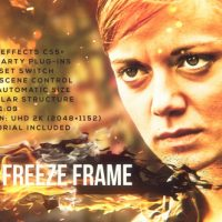 VIDEOHIVE FIERY FREEZE FRAME FREE DOWNLOAD