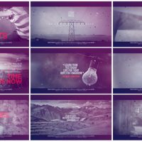 VIDEOHIVE TIME DIMENSION FREE AFTER EFFECTS TEMPLATE