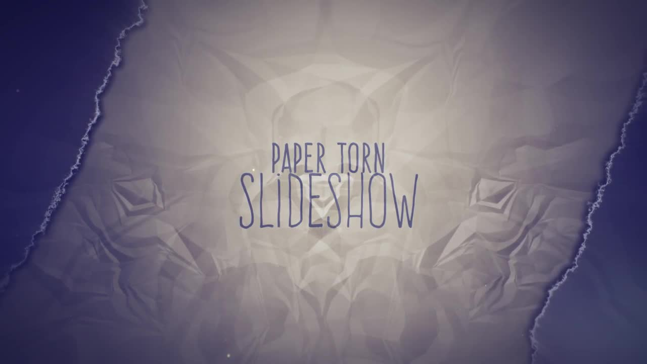 PAPER TORN SLIDESHOW - AFTER EFFECTS TEMPLATE (MOTION ARRAY) - Free ...