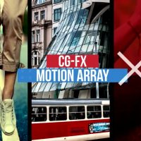 KINETIC URBAN SLIDESHOW – AFTER EFFECTS TEMPLATE (MOTION ARRAY)