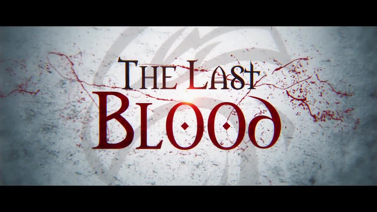 THE LAST BLOOD - AFTER EFFECTS TEMPLATE (MOTION ARRAY