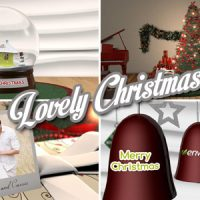VIDEOHIVE LOVELY CHRISTMAS FREE DOWNLOAD