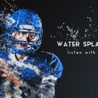 VIDEOHIVE WATER SPLASH MOTION FREE DOWNLOAD