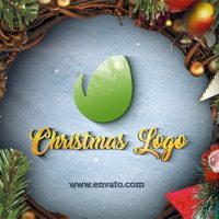VIDEOHIVE CHRISTMAS & NEW YEAR LOGO FREE DOWNLOAD