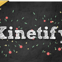 KINETIFY, SENDS A HAPPY MESSAGE. – AFTER EFFECTS PROJECT (VIDEOHIVE)