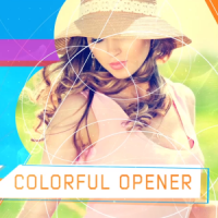 VIDEOHIVE COLORFUL OPENER FREE DOWNLOAD