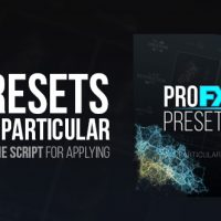 VIDEOHIVE PRO FX PRESETS [PARTICULAR] FREE DOWNLOAD