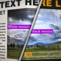 VIDEOHIVE NEWSPAPER BLACK&WHITE_CS4 FREE DOWNLOAD