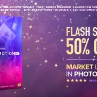 VIDEOHIVE PHOTO MOTION PRO – PROFESSIONAL 3D PHOTO ANIMATOR (NEWYEAR VERSION)