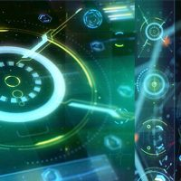 VIDEOHIVE HUD SCI-FI INFOGRAPHIC FREE DOWNLOAD