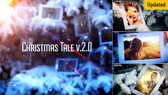 VideoHive Updated Projects Pack 01
