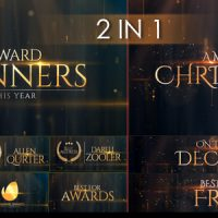 VIDEOHIVE AWARD WINNERS & CHRISTMAS MESSAGE