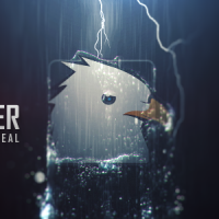 VIDEOHIVE WATER LOGO REVEAL FREE DOWNLOAD