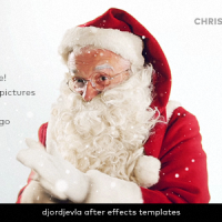 VIDEOHIVE SANTA CLAUS CHRISTMAS PRESENTATION