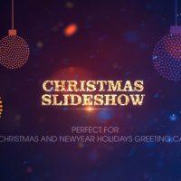 VIDEOHIVE CHRISTMAS SLIDESHOW 19171301 FREE DOWNLOAD