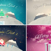 VIDEOHIVE CHRISTMAS 18710816 FREE DOWNLOAD