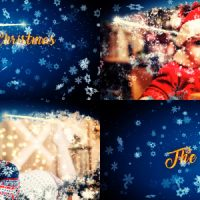 VIDEOHIVE MERRY CHRISTMAS SLIDESHOW FREE DOWNLOAD