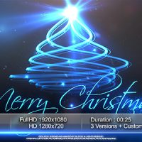 VIDEOHIVE CHRISTMAS LIGHTS FREE DOWNLOAD