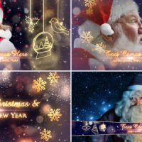 VIDEOHIVE CHRISTMAS PROMO PACK FREE DOWNLOAD
