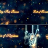 VIDEOHIVE CHRISTMAS TITLES FREE DOWNLOAD
