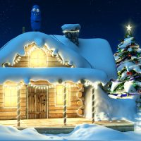 VIDEOHIVE CHRISTMAS AND NEW YEAR WITH BOBBY FREE DOWNLOAD