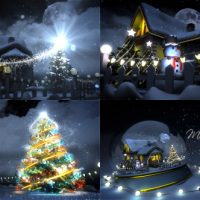 CHRISTMAS 9782249 – VIDEOHIVE FREE DOWNLOAD