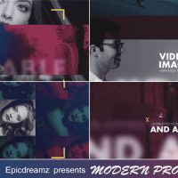 VIDEOHIVE MODERN PROMO FREE DOWNLOAD