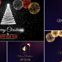 VIDEOHIVE MERRY CHRISTMAS COUNTDOWN 14152991