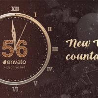 VIDEOHIVE NEW YEAR COUNTDOWN 2017 FREE DOWNLOAD