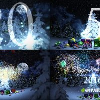 VIDEOHIVE NEW YEAR COUNTDOWN FREE DOWNLOAD