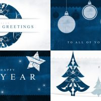VIDEOHIVE PARALLAX CHRISTMAS GREETINGS FREE DOWNLOAD