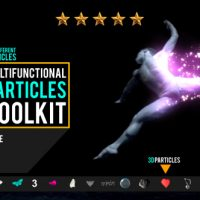 VIDEOHIVE MULTIFUNCTION PARTICLES TOOLKIT FREE DOWNLOAD