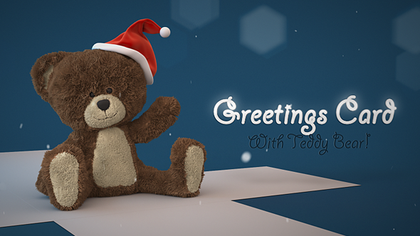 Videohive christmas teddy bear greetings free download free after videohive christmas teddy bear greetings free download m4hsunfo