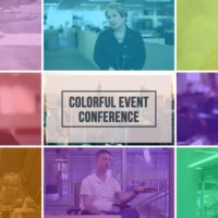 VIDEOHIVE COLORFUL EVENT PROMO FREE DOWNLOAD