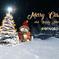 VIDEOHIVE CHRISTMAS SNOWMAN OPENER FREE DOWNLOAD