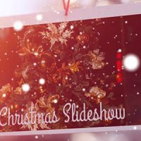 VIDEOHIVE CHRISTMAS SLIDESHOW 18998518 FREE DOWNLOAD