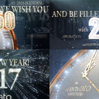 VIDEOHIVE 2017 NEW YEAR COUNTDOWN FREE DOWNLOAD