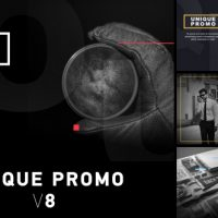 VIDEOHIVE UNIQUE PROMO V8 FREE DOWNLOAD