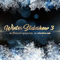 VIDEOHIVE WINTER SLIDESHOW 3 FREE DOWNLOAD
