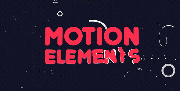 VIDEOHIVE MOTION ELEMENTS FREE DOWNLOAD - Free After Effects
