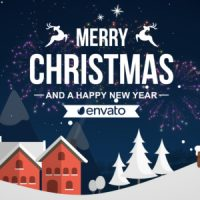 VIDEOHIVE CHRISTMAS 19014305 FREE DOWNLOAD