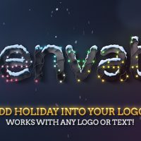 VIDEOHIVE CHRISTMAS & NEW YEAR LIGHTS FREE DOWNLOAD