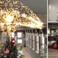 VIDEOHIVE CHRISTMAS TREE 6341620 FREE DOWNLOAD
