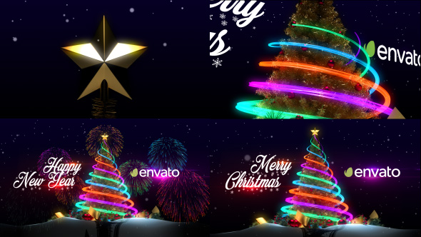 Videohive christmas tree new year greetings free download free videohive christmas tree new year greetings free download m4hsunfo