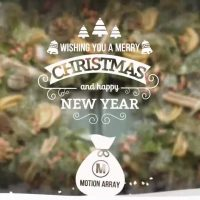 CHRISTMAS SLIDESHOW – AFTER EFFECTS TEMPLATE (MOTION ARRAY)