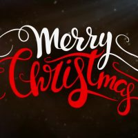 10 CHRISTMAS LETTERING – AFTER EFFECTS TEMPLATE (MOTION ARRAY)