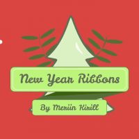 HOLIDAY RIBBONS – AFTER EFFECTS TEMPLATE (MOTION ARRAY)