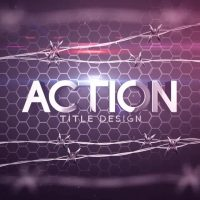 ACTION TITLE DESIGN – AFTER EFFECTS TEMPLATE (MOTION ARRAY)