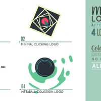 VIDEOHIVE MINIMAL LOGO PACK FREE DOWNLOAD